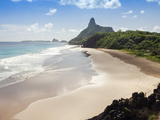 South America, Brazil, Pernambuco, Fernando De Noronha Island Photographic Print by Alex Robinson