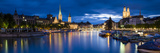 River Limmat, Zurich, Switzerland Photographic Print by Jon Arnold