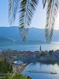 Montenegro, Budva, Old Town, Stari Grad Photographic Print by Alan Copson