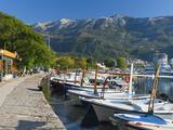Montenegro, Budva Photographic Print by Alan Copson