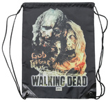 The Walking Dead - Zombies Drawstring Bag Drawstring Bag