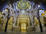 Spain, Andalucia, Cordoba Province, Cordoba, Mezquita, Cathedral of Cordoba Photographic Print by Alan Copson