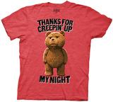 Ted - Creepin Up My Night Shirts