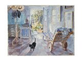 Inside Looking Out, 1991 Giclee Print by Lucy Willis