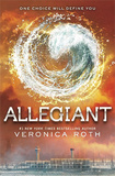 Allegiant by Veronica Roth Cover Book Posters