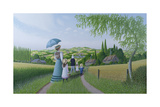 A Day in the Country, 1996 Giclee Print by Peter Szumowski