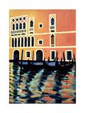 Canal Grande I Giclee Print by Sara Hayward