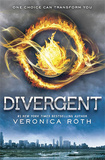 Divergent by Veronica Roth Cover Book Photo