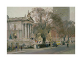 Tate Gallery, 1989 Giclee Print by Trevor Chamberlain