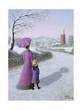 Almost Home, 1996 Giclee Print by Peter Szumowski