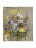 Summer Flowers Giclee Print by John Gubbins