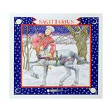Sagittarius Giclee Print by Catherine Bradbury