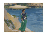The Blue Pool, 1910 Giclee Print by Augustus Edwin John