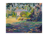 Ryders Well Farm, Sussex Giclee Print by Robert Tyndall