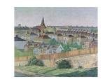 View of St. Luke's, Brighton Giclee Print by Robert Tyndall