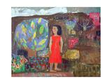 Mary Magdalene, 1995 Giclee Print by Albert Herbert