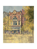 Hammick's Bookshop, Southport Giclee Print by Peter Miller