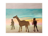 Burke and Wills Expedition Giclee Print by Sir Sidney Nolan