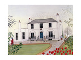 Keats' House, Hampstead Giclee Print by Gillian Lawson