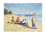 The Beach at Abene, Senegal, 1997 Giclee Print by Tilly Willis