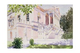 Chiswick House, 1994 Giclee Print by Lucy Willis
