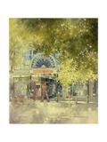 Wayfarer's Arcade, Southport Giclee Print by Peter Miller