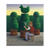 The Gardener, 1986 Giclee Print by Larry Smart