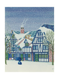 Tudor Innocence Giclee Print by Peter Szumowski