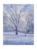 Snow Scene Giclee Print by Patricia Espir