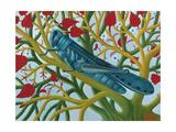 Grasshopper Giclee Print by Tamas Galambos
