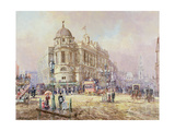 The Gaiety Theatre, 1887, Aldwych Giclee Print by John Sutton
