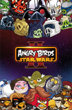 Angry Birds Star Wars 2 - Characters Posters