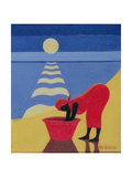 By the Sea Shore, 1998 Giclee Print by Tilly Willis
