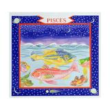 Pisces Giclee Print by Catherine Bradbury