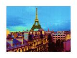 Paris, 2002 Giclee Print by Jeanette Korab