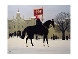 Horse Guards Parade Giclee Print by Vincent Haddelsey