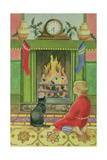 Christmas Eve Giclee Print by Lavinia Hamer
