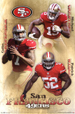 San Francisco 49ers Team Poster