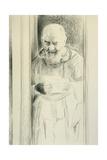 Padre Pio, 1988-89 Giclee Print by Antonio Ciccone