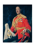 John, 7th Earl Spencer Giclee Print by Augustus Edwin John