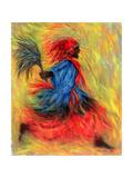 The Dancer, 1998 Giclée-tryk af Tilly Willis