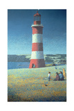 Lighthouse, 1994 Giclee Print by Anthony Hall
