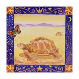 Tortoise, 1998 Giclee Print by Vivika Alexander