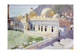Mosque, Taiz, Yemen, 1990 Giclee Print by Lucy Willis