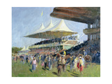Goodwood Giclee Print by Trevor Chamberlain