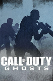 Call of Duty Ghosts - Blue Posters
