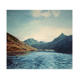 Scottish Landscape, 1994 Giclee Print by Anthony Hall