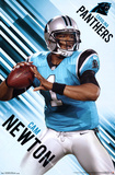 Cam Newton Carolina Panthers Posters