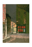 Corner of Maple Street Giclee Print by Walter Richard Sickert