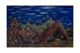 Spring, 1998 Reproduction procédé giclée par Tamas Galambos
